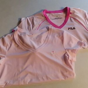 Fila athletic tops